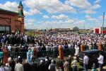Открытие двух новых мечетей