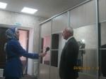 Жиганша  Туктаров впервые побывал в культурно-просветительском центре имени Тенишевой