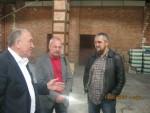Один из главных спонсоров новой Соборной мечети Рафик Ибрагимов стал заслуженным строителем  России.