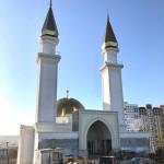 Продолжается строительство новой Пензенской Соборной мечети